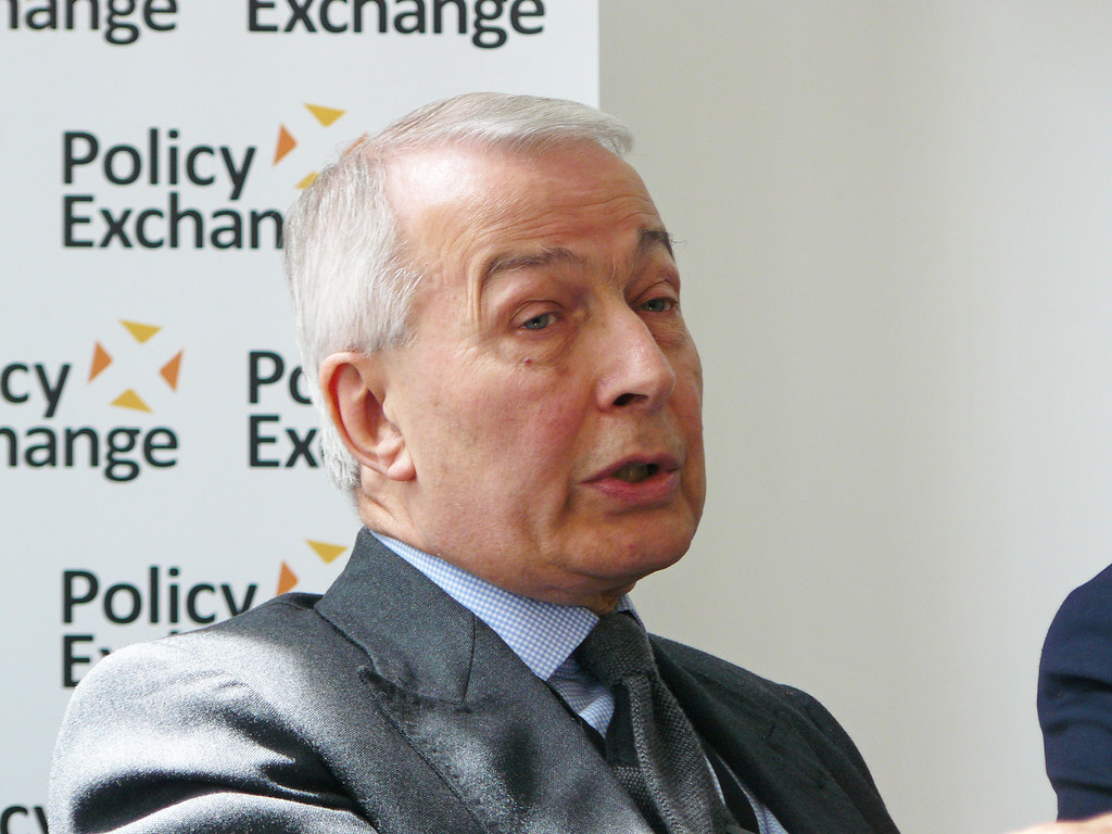 Former MP Frank Field