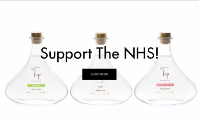 Top Beverages Support the NHS pledge