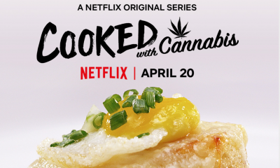 Netflix image of Cooked with Cannabis