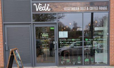 Vedi Cafe Derby Storefront