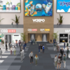 Shot of virtual expo - VOXPO
