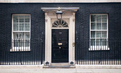 10 Downing Street in London