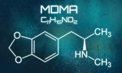 MDMA chemical formula